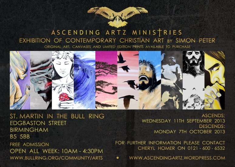 Exhibition - Sept - Oct