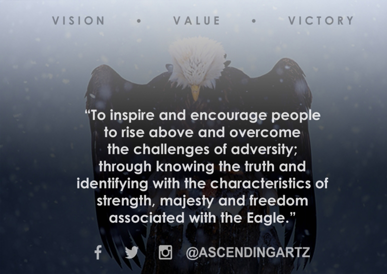 Ascending Artz Apparel Vision Statement