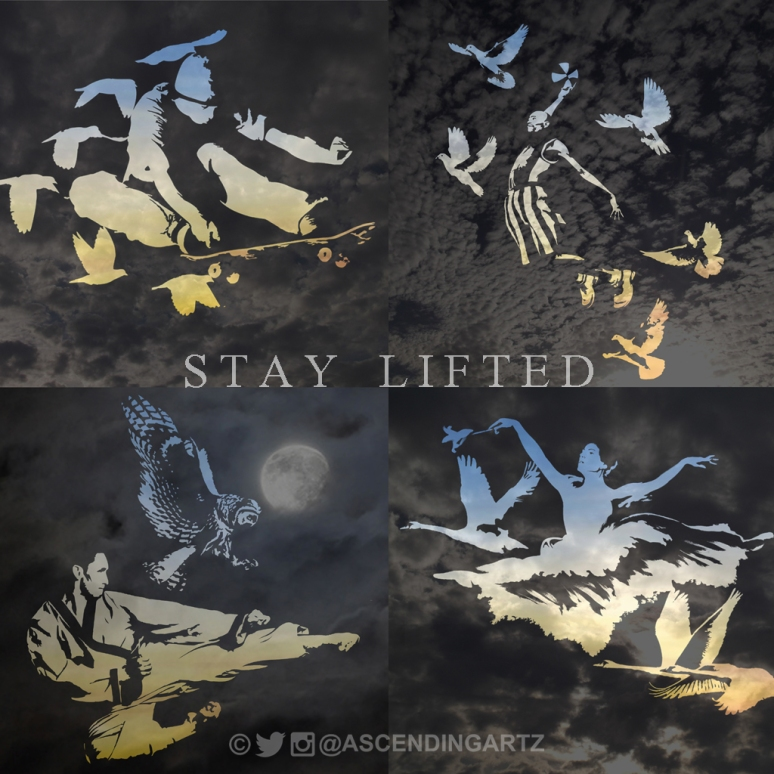 Stay Lifted Collective - Insta